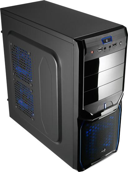 Aerocool V3X Evil Blue Edition