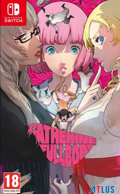 Catherine: Full Body (SWITCH)