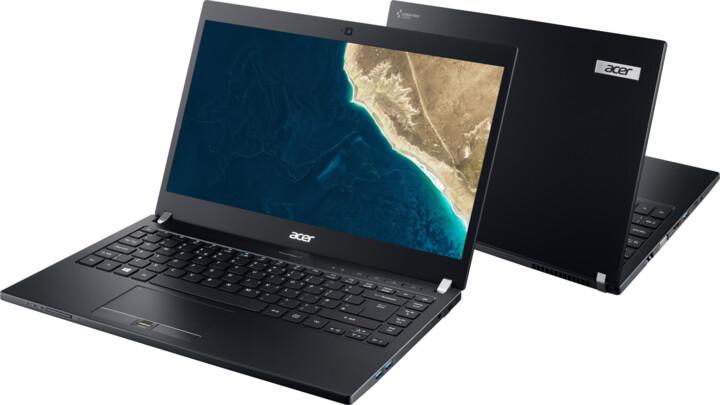 Acer TravelMate P6 (TMP648-G3-M-5634), černá