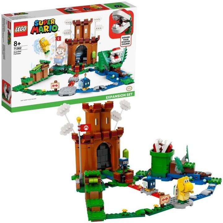LEGO® Super Mario™ 71362 Útok piraňové rostliny – rozšířující set