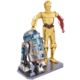 Metal Earth - C-3PO a R2-D2 - Deluxe set