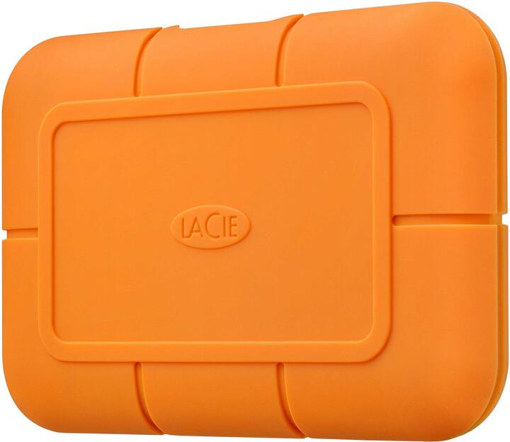 LaCie Rugged, USB 3.1, 1TB