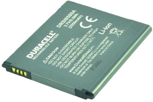 Duracell baterie pro Galaxy S4, 2550 mAh