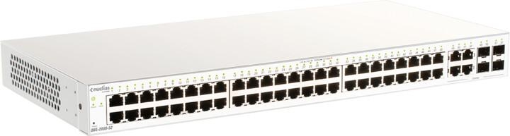 D-Link Nuclias Cloud-Managed DBS-2000-52, 1rok licence