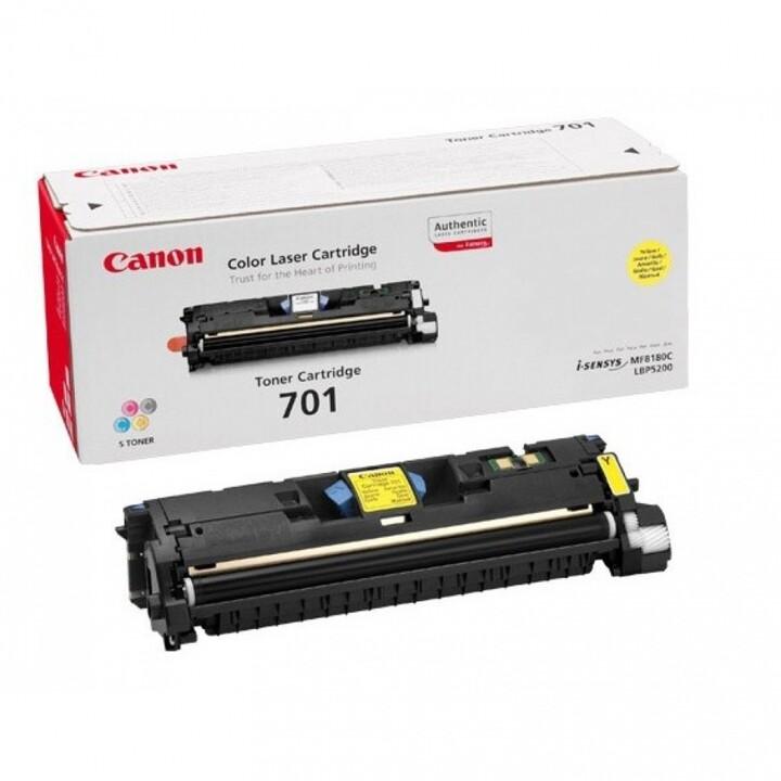 Canon EP-701Y, žlutý
