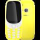 Nokia 3310, Dual Sim, žlutá