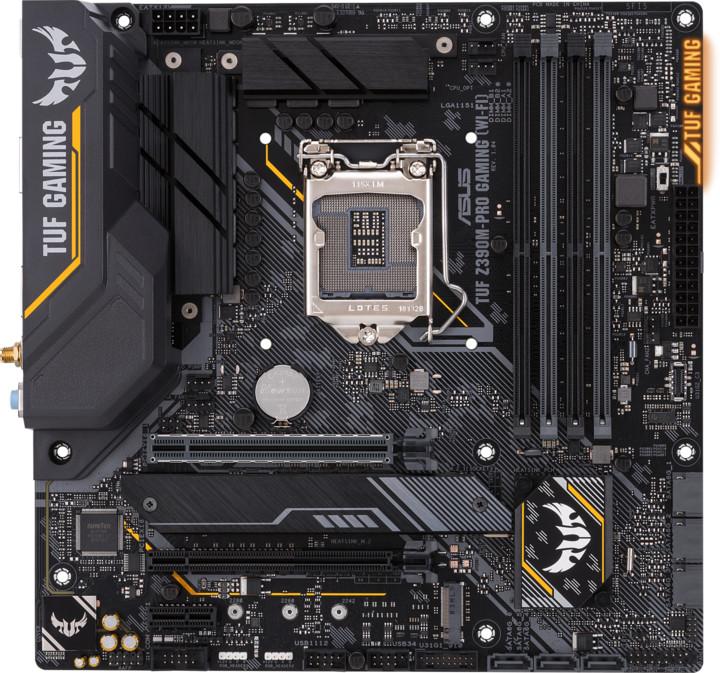 ASUS TUF Z390M-PRO GAMING (WI-FI) - Intel Z390