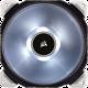 Corsair ML140 Pro LED WHITE, Premium Magnetic Levitation, 140mm