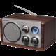 Roadstar HRA-1245 WD  + Voucher až na 3 měsíce HBO GO jako dárek (max 1 ks na objednávku)