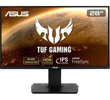 """ASUS TUF Gaming VG289Q - LED monitor 28"""" Získejte zpět 635 Kč po registraci"""