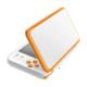 Nintendo New 2DS XL, bílá/oražová