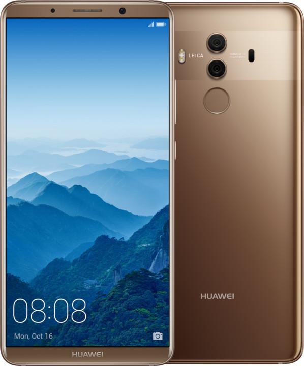 Huawei Mate 10 pro, Mocha Brown, hnědá