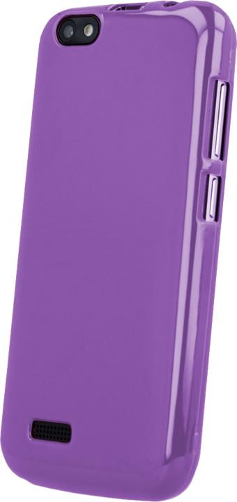 myPhone silikonové pouzdro pro POCKET 2, fialová