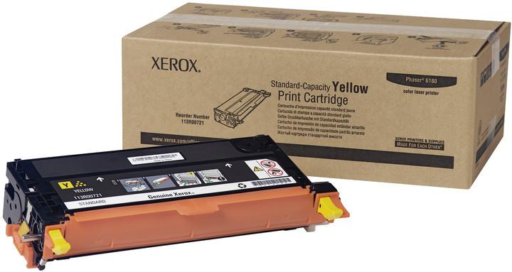 Xerox 113R00721, žlutá