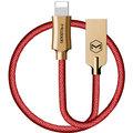 Mcdodo Knight datový kabel Lightning, 1.8m, červená