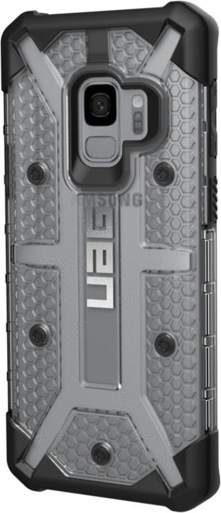 UAG plasma case Ice, clear - Galaxy S9
