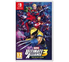 Marvel Ultimate Alliance 3: The Black Order (SWITCH)