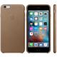 Apple iPhone 6s Plus Leather Case, tmavě hnědá
