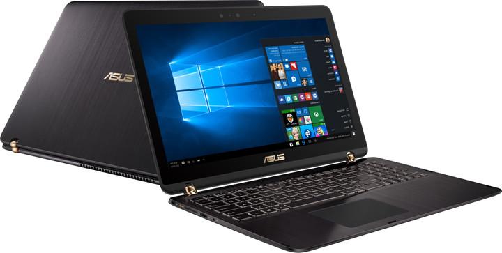 ASUS UX560UQ-FZ018R, černá