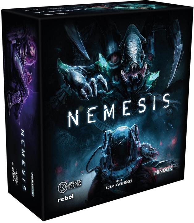 Desková hra Nemesis