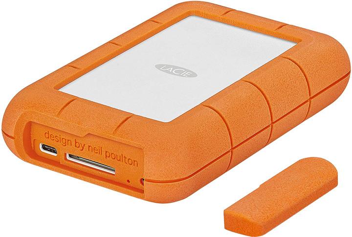 LaCie Rugged RAID Pro 4 TB, USB 3.1 Type C