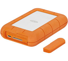 LaCie Rugged RAID Pro 4 TB, USB 3.1 Type C - STGW4000800