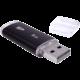 Silicon Power Ultima U02 8GB, černá