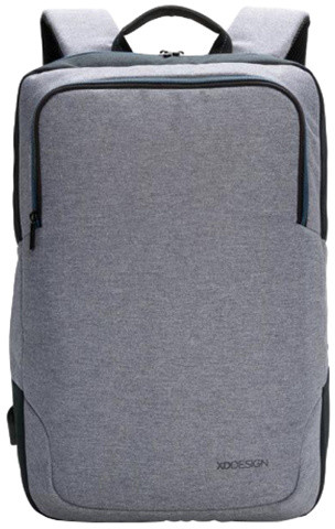 "XD Design batoh na notebook Arata 15"", černo/šedá"