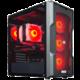 HAL3000 Alfa Gamer Ultimate 6800, černá