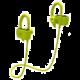 CELLY BHSPORTPRO, žlutá