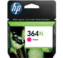 HP CB324EE, č. 364XL, purpurová – ušetřete až 50 % oproti standardní náplni