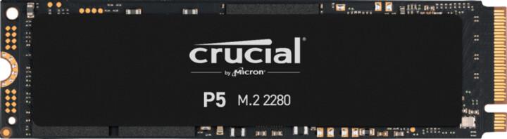 Crucial P5, M.2 - 500GB