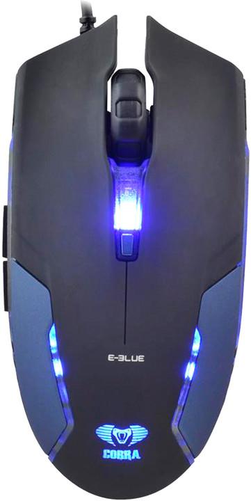 E-Blue Cobra II, modrá