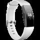 Fitbit Inspire HR, černobílá