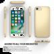 Ringke Slim case pro iPhone 7, sf black