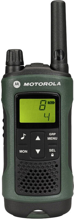 Motorola TLKR T81 Hunter, vysílačka