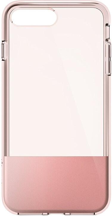 Belkin iPhone pouzdro Sheerforce pro iPhone 7+/8+ - růžové