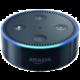 Amazon Echo DOT - reproduktor s umělou inteligencí, černá (EU distribuce) + redukce EU  + Voucher až na 3 měsíce HBO GO jako dárek (max 1 ks na objednávku)
