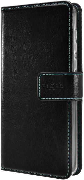 FIXED Opus pouzdro typu kniha pro Sony Xperia XZ2, černé