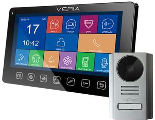 VERIA SET videotelefonu VERIA 7076C + VERIA 229, černá