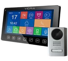 VERIA SET videotelefonu VERIA 7076C + VERIA 229, černá Elektronické předplatné časopisů ForMen a Computer na půl roku v hodnotě 616 Kč
