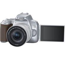 Canon EOS 250D + 18-55mm IS STM, stříbrná 3461C001