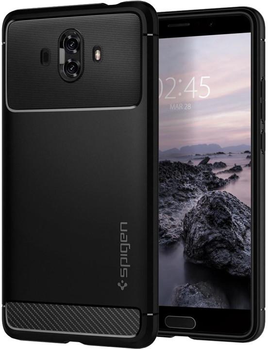 Spigen Rugged Armor zadní kryt pro Huawei Mate 10, černý