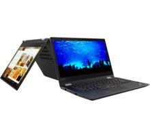 Lenovo ThinkPad X380 Yoga, černá 20LH001FMC