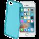 CellularLine COLOR barevné gelové pouzdro pro Apple iPhone 5/5S/SE, zelené