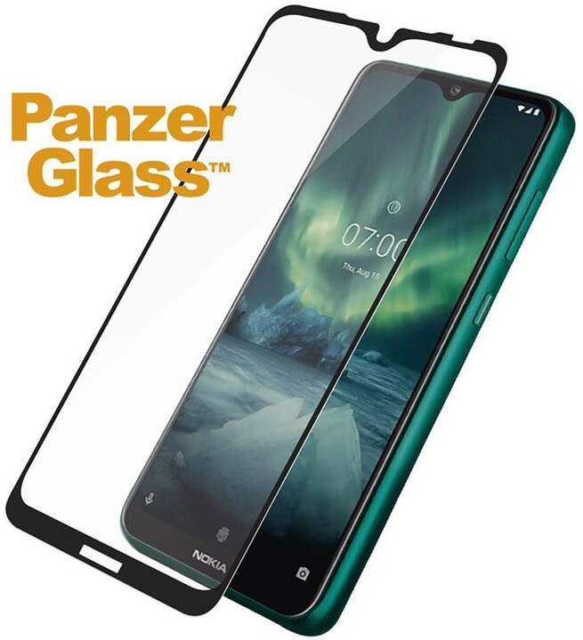 PanzerGlass Edge-to-Edge pro Nokia 6.2/7.2 černá