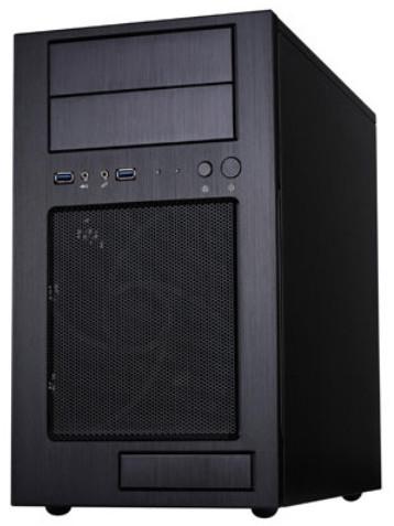 SilverStone TEMJIN SST-TJ08B-E, black