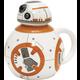 Hrnek Star Wars - BB-8, s víčkem, 320 ml