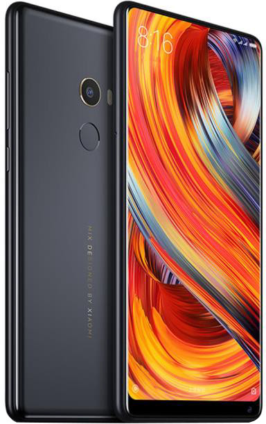 Xiaomi Mi Mix 2 - 64GB, černá