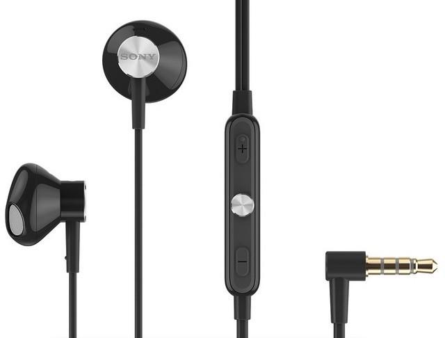 Sony STH30 Stereo Headset, černá